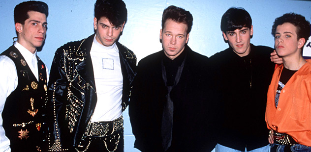 New Kids On The Block Interview