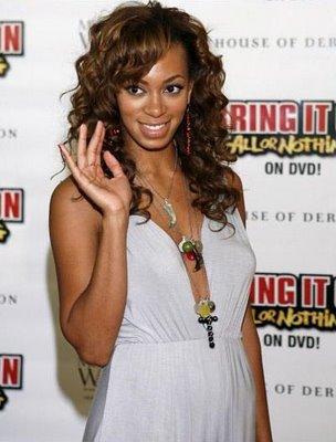 Младшая сестра Beyonce, обворожительная Solange Knowles, стала лицом