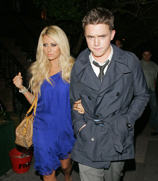 Jesse McCartney und Aubrey O Day Sex Tape