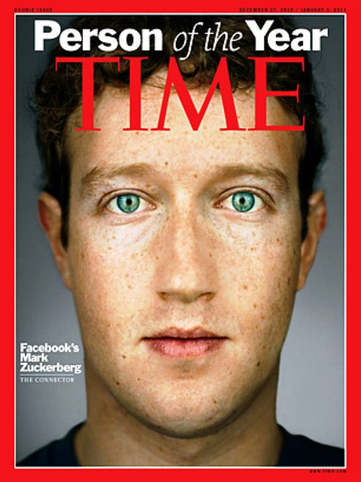 time magazine man of the year 2010. time magazine + person of the
